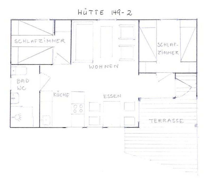 Hytte 7 grundriss